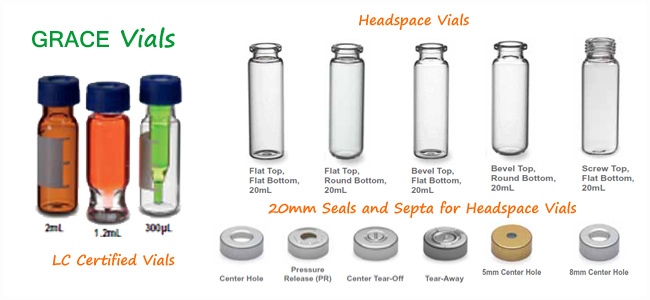 12 grace vials Home